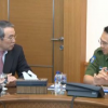 Video Menerima Kunjungan CEO NEC