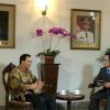 Presiden Perintahkan Jalan Negara dan Pompa Air Diurus DKI