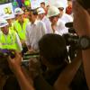 Didampingi Ahok, Jokowi Resmikan Proyek Terowongan Sodetan Ciliwung