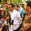 Jokowi: Sekarang, di tangan Pak Gubernur berhasil