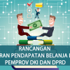 RAPBD Pemprov DKI dan DPRD