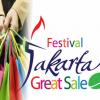 10 Pasar Tradisional Jakarta akan Ikut Gelar Pesta Diskon