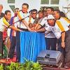 Basuki Canangkan HUT ke-488 Jakarta di Kota Tua