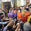 Veronica akan Kembangkan Motif Batik Jakarta