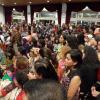 BTP Datang, Ruang Nusantara KBRI Den Haag Sampai Tak Muat