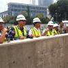 Jokowi Ingin Pastikan Pengerjaan MRT Tak Bermasalah