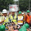 Keinginan Basuki Wujudkan Transportasi Massal Terintegrasi di Jakarta