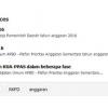 Data Perencanaan APBD DKI 2016