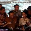 Menteri Rini ke Balai Kota, Tandatangani MoU Pembangunan dengan Ahok