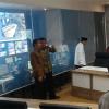 Sebelum Resmikan Masjid, Jokowi Kunjungi Jakarta Smart City