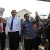 BTP dan Menlu Belanda Kunjungi Waduk Pluit