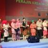 Veronica Basuki Raih Penghargaan dari Dekranas