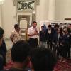 Menerima mahasiswa IISIP (video)