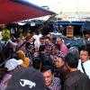 Ahok Temui Warga Pasar Serdang Kemayoran