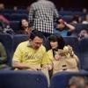 Malam Minggu, Ahok Ajak Istri Nonton Film Bidah Cinta di TIM