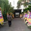 Banjir Karangan Bunga untuk Ahok dan Djarot di Balai Kota DKI