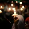 Doa Lintas Agama dan Nyala Lilin