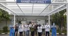 Resmi Dibuka, RSPP Extension Dukung Transisi New Normal