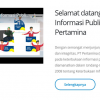 Transparan! Masyarakat Bisa Akses Beragam Informasi Soal Pertamina Lewat Website