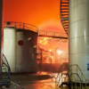 Ahok Minta Penanggung Jawab Kebakaran Kilang Dipecat