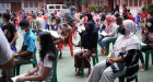 Dorong Akselerasi Vaksin, Anggota DPRD bersama BTP Foundation Membuka Sentra Vaksin di Sekolah