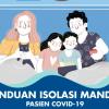 Panduan Isolasi Mandiri Pasien COVID-19
